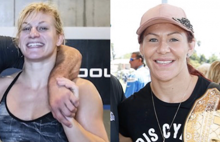 Cris Cyborg Would Love To Fight Kayla Harrison At Lightweight