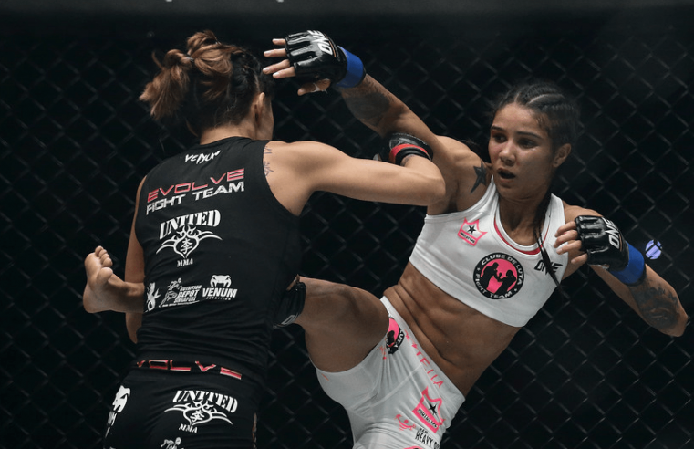 Istela Nunes Removed From UFC Mexico Due To Failed Drug Test