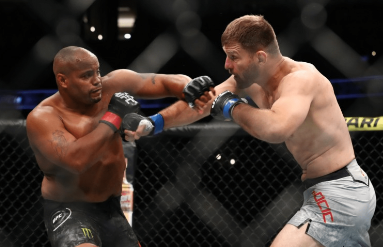 UFC: Daniel Cormier Addresses Eye Poke Allegations Against Stipe Miocic