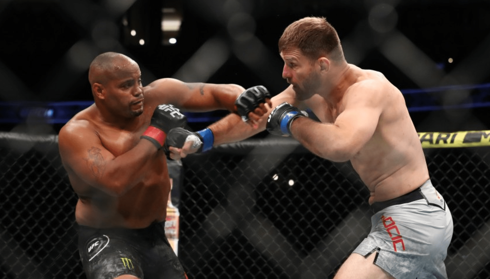 UFC: Miocic Responds To Cormier And Dana's Recent Comments