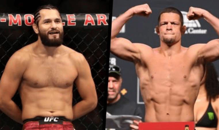 Jorge Masvidal On Nate Diaz Fight: Let's Give Fans The Fight They Want