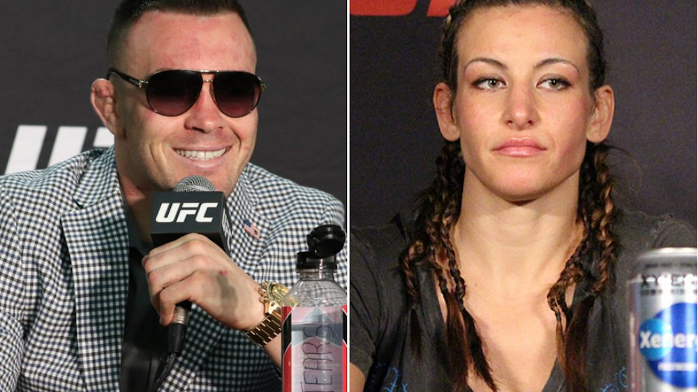Colby Covington Targets Miesha Tate, Gets Banned From Radio Show