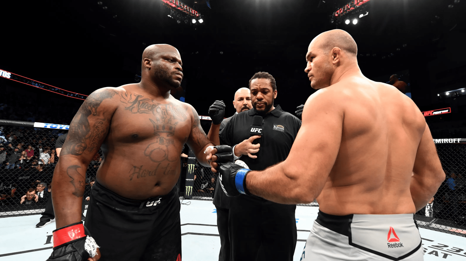Two Huge Heavyweight Bouts Set To Go Down In November