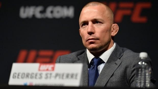 UFC: Georges St-Pierre Talks Possible Comeback