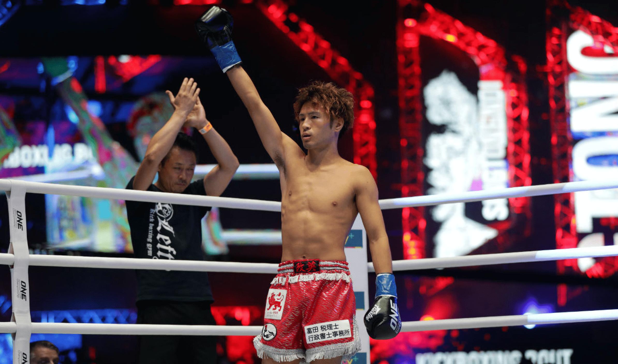 Masahide Kudo Will Be Looking For KO At ONE: Immortal Triumph