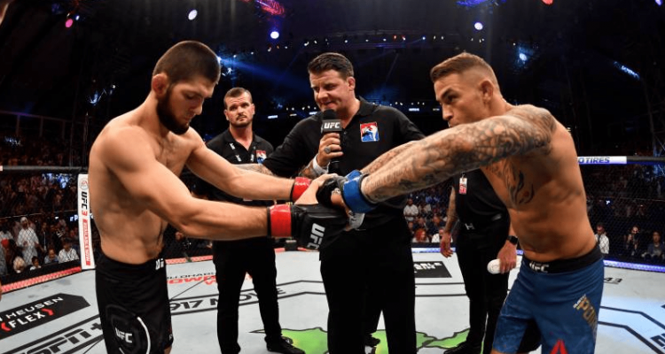 UFC 242 Khabib Nurmagomedov vs Dustin Poirier