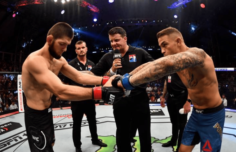 UFC: Dustin Poirier Reflects On Missed Opportunity To Submit Khabib