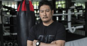 Chatri Sityodtong earns BJJ purple belt