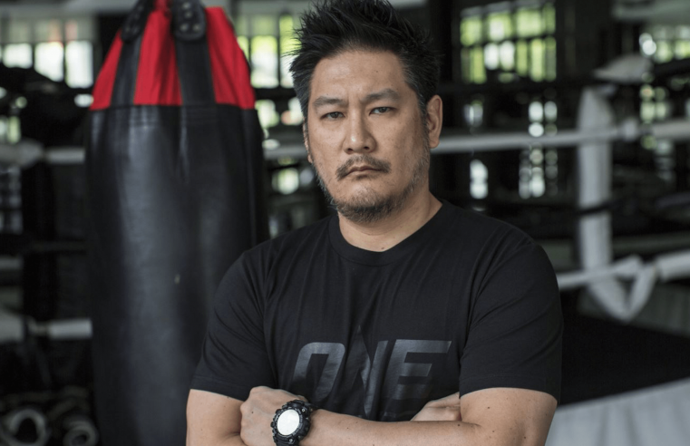 Chatri Sityodtong Earns His BJJ Purple Belt