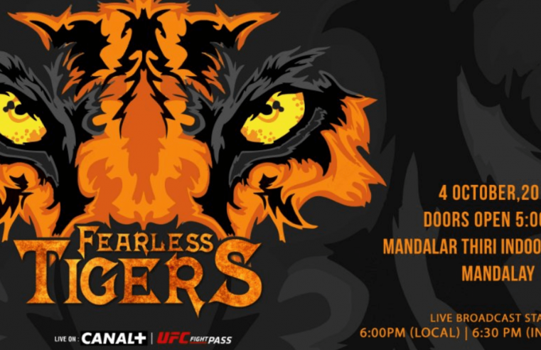 Two Fight Cards Announced For WLC: Fearless Tigers