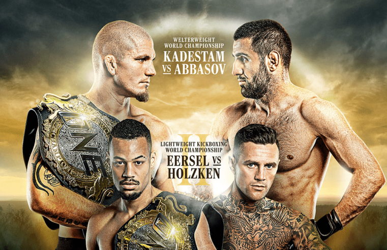 Kadestam To Defend Title Against Abbasov At ONE: Dawn Of Valor