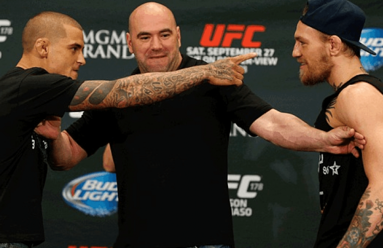UFC 257: Poirier Plans To Take McGregor Into Deep Waters