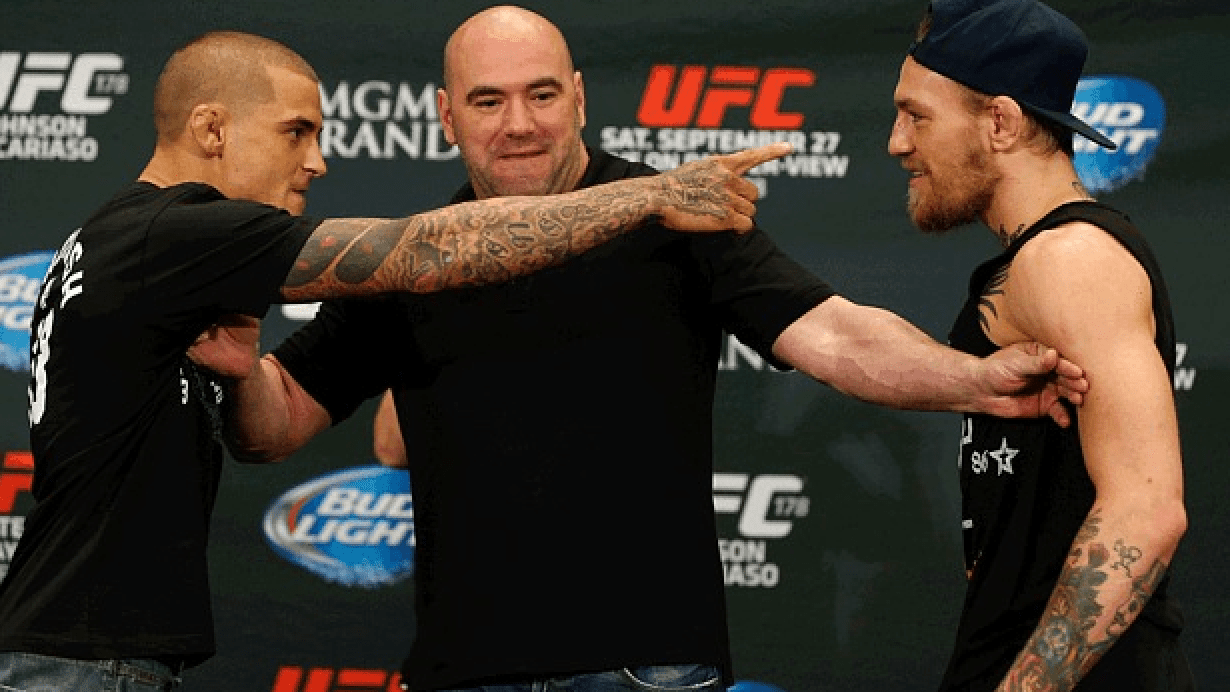 McGregor Reflects On First Poirier Meeting, Looks Ahead To Rematch