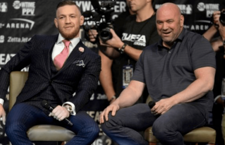 UFC: Dana White Hits Out At The Media Over Conor McGregor Comments