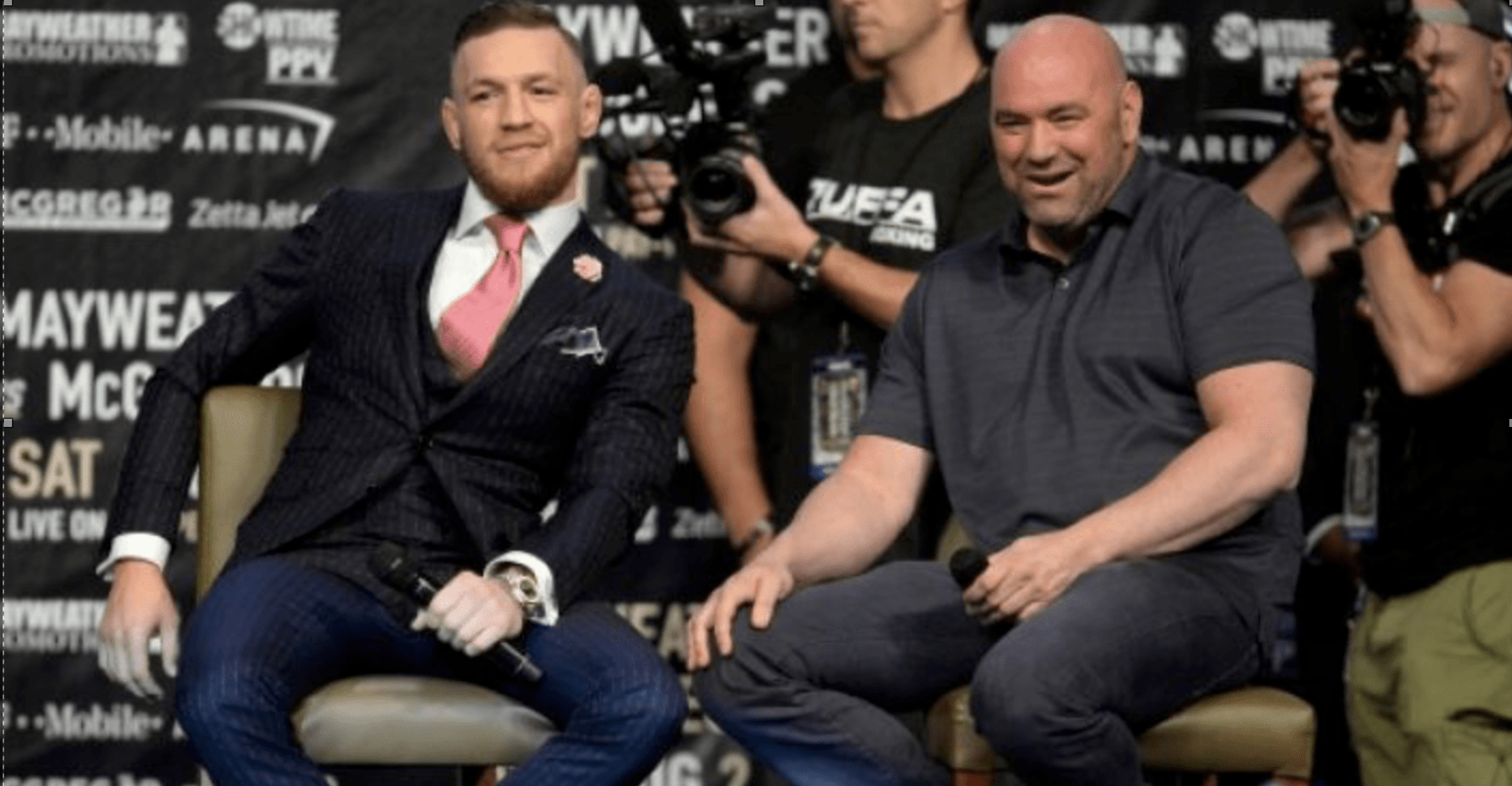 Dana Gives Update On McGregor, Cejudo, Fight Island & Zuffa Boxing