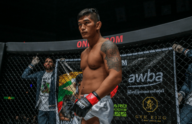ONE Championship: Aung La Nsang Looks To Rebound In 2021