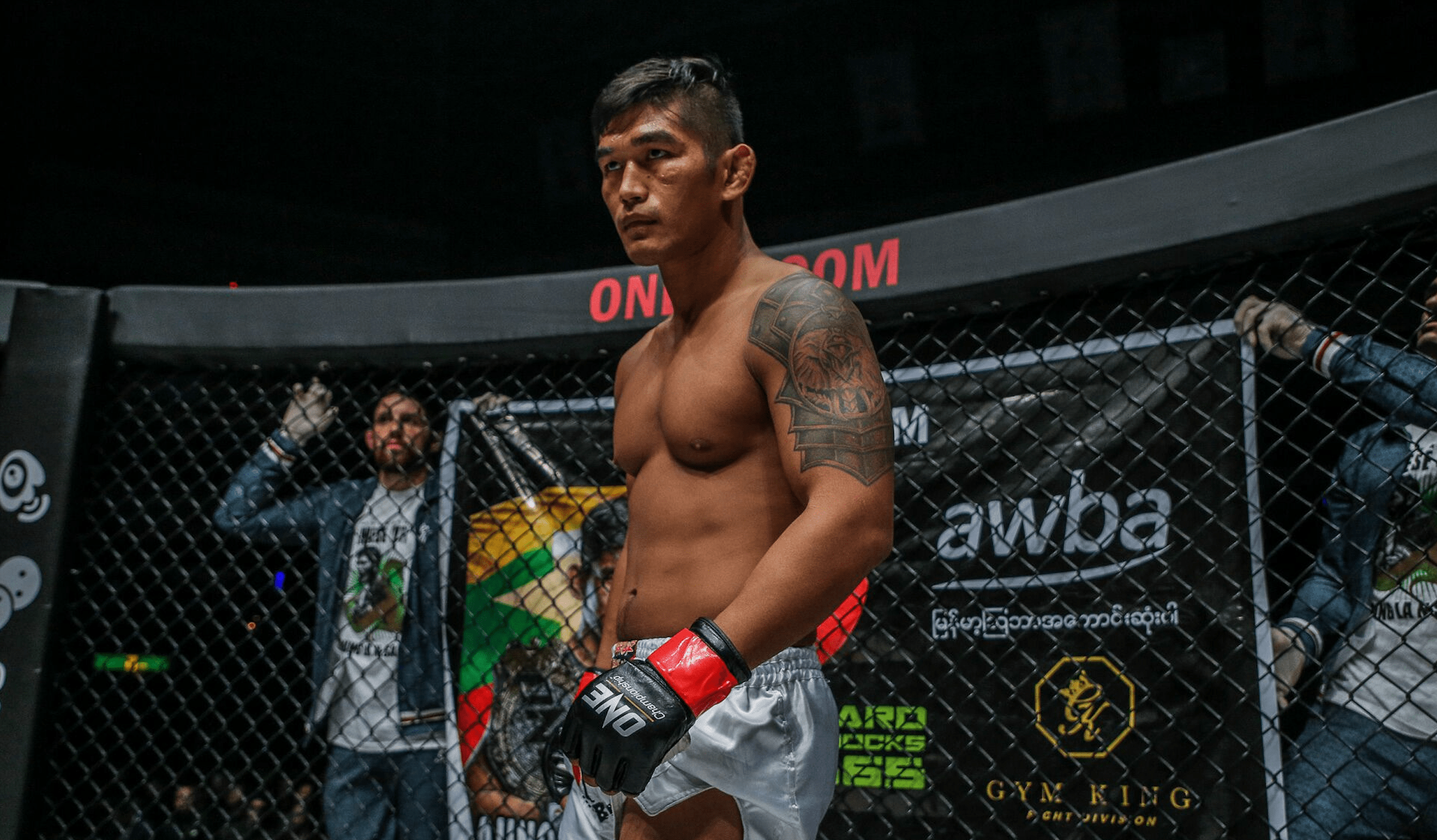 Aung La Nsang Discusses COVID-19 Impact On ONE Championship