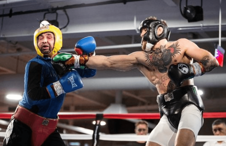 """Malignaggi To McGregor: """"If I See You, I'm Going To Smack You"""""""