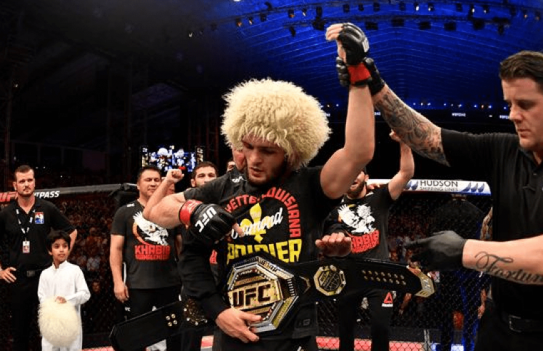 """Khabib: """"I'm About 80% Sure My Next Fight Will Be In Russia"""""""