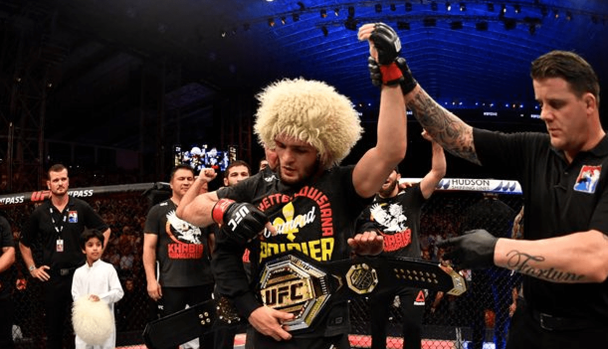 UFC: Khabib Puts McGregor And The NSAC In Their Place
