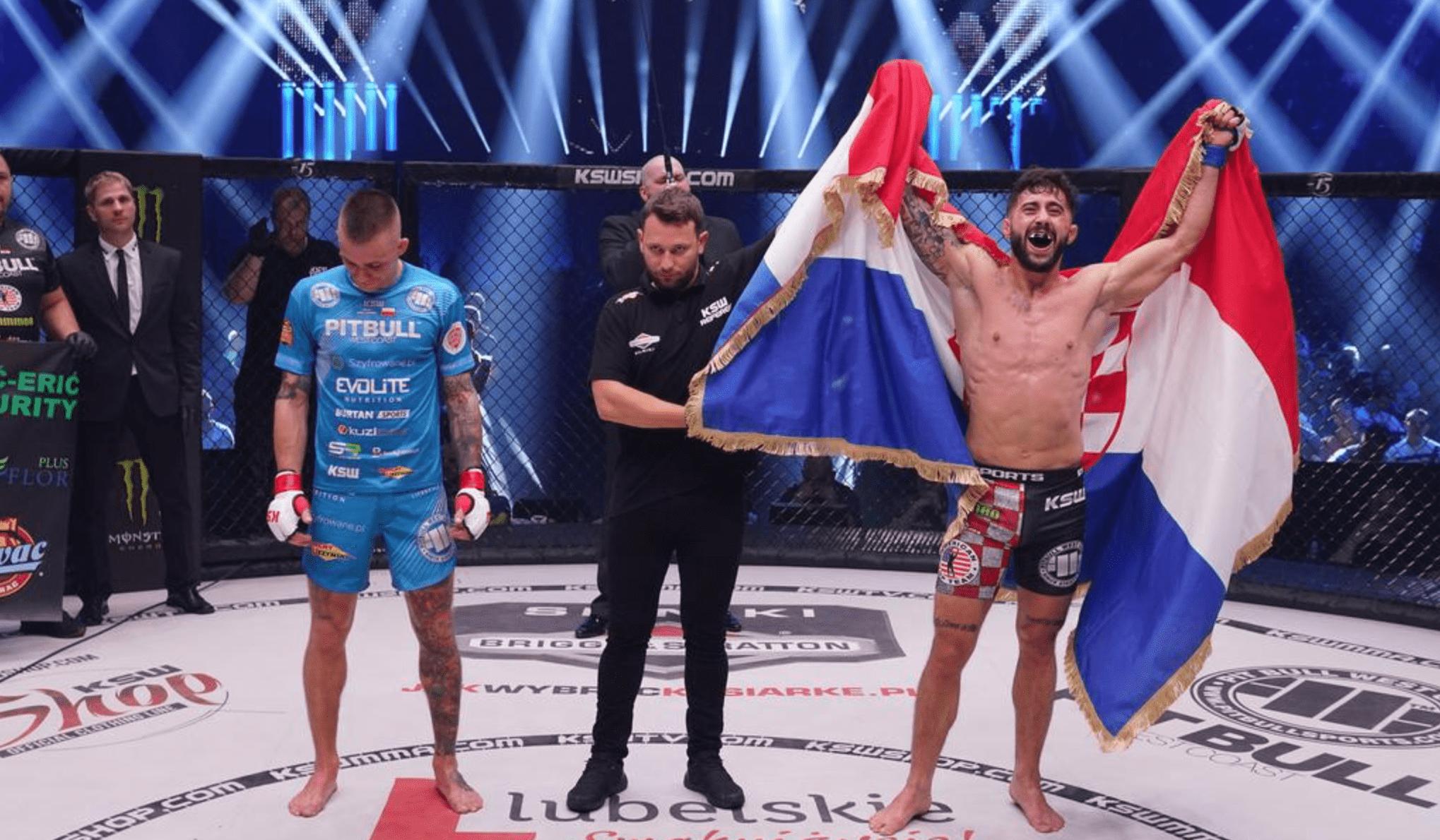 Croatia's Filip Pejic To Fight At KSW 51