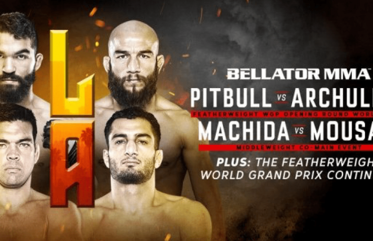 Bellator 228 Results And Featherweight GP Quarterfinal Draw