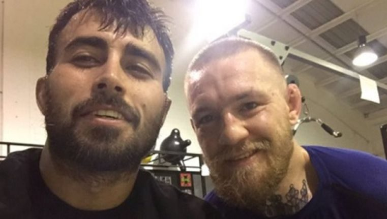 Makwan Amirkhani Believes Teammate Conor McGregor Will Be A Different Person Upon Return
