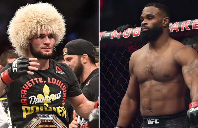 Tyron Woodley Talks About Wanting To Fight Khabib Nurmagomedov