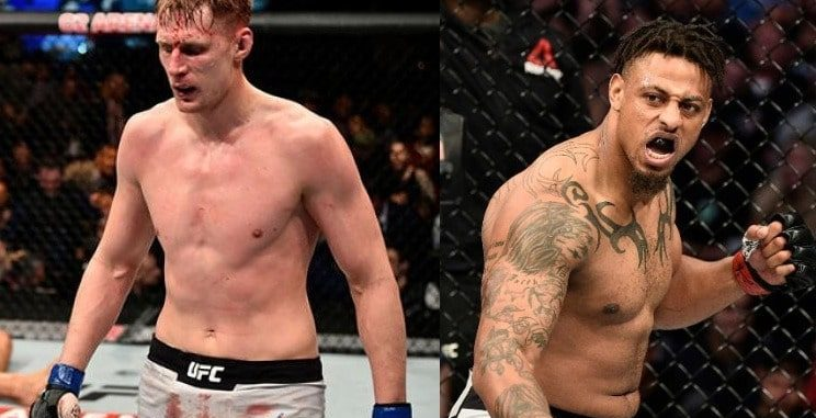 Greg Hardy Replaces JDS, Will Face Volkov At UFC Moscow