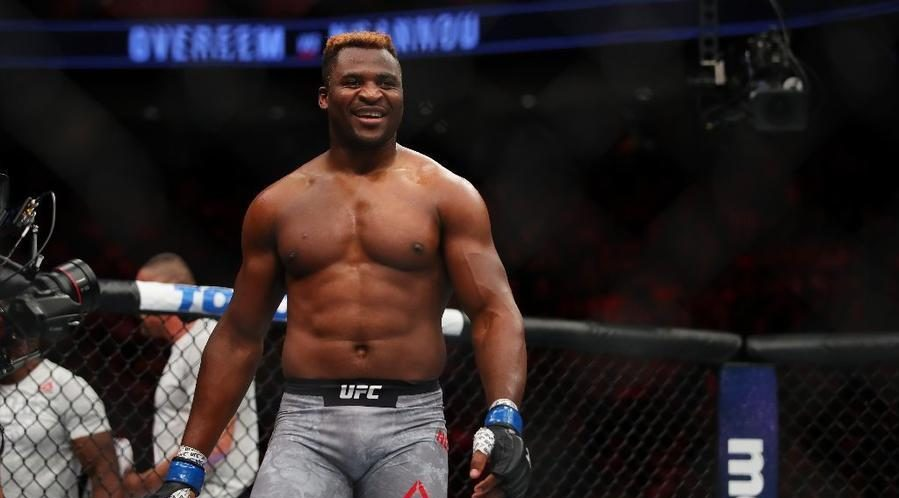 Francis Ngannou Says Daniel Cormier Is A Harder Fight Than Stipe Miocic