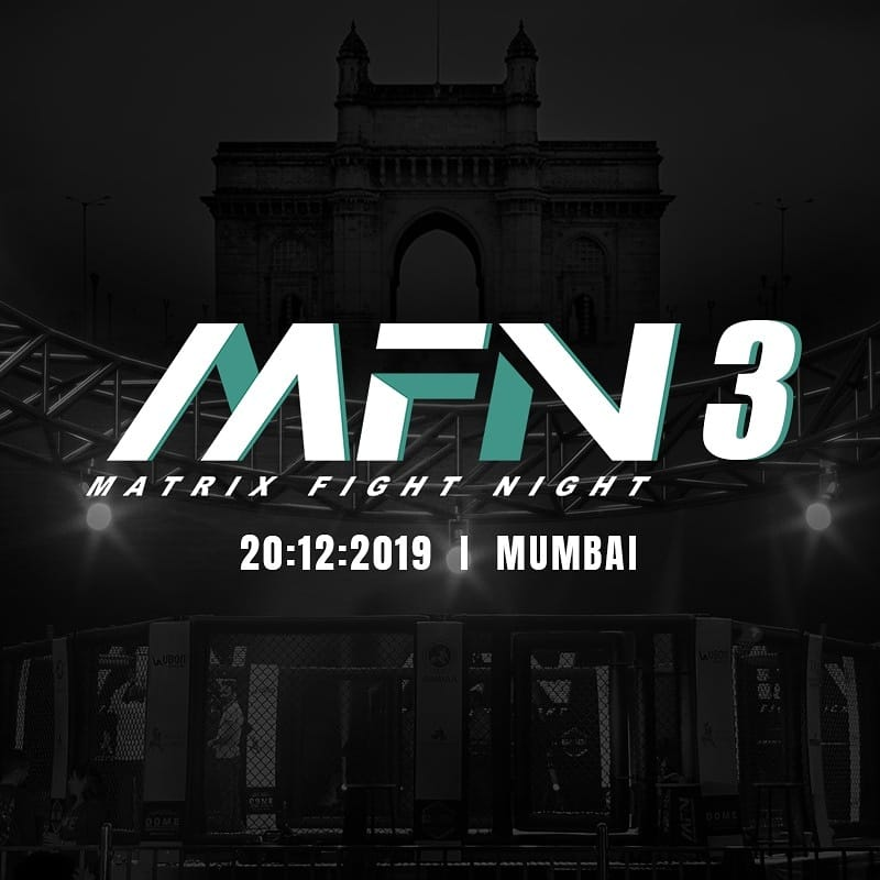 Matrix Fight Night Announces Fight Card For MFN 3