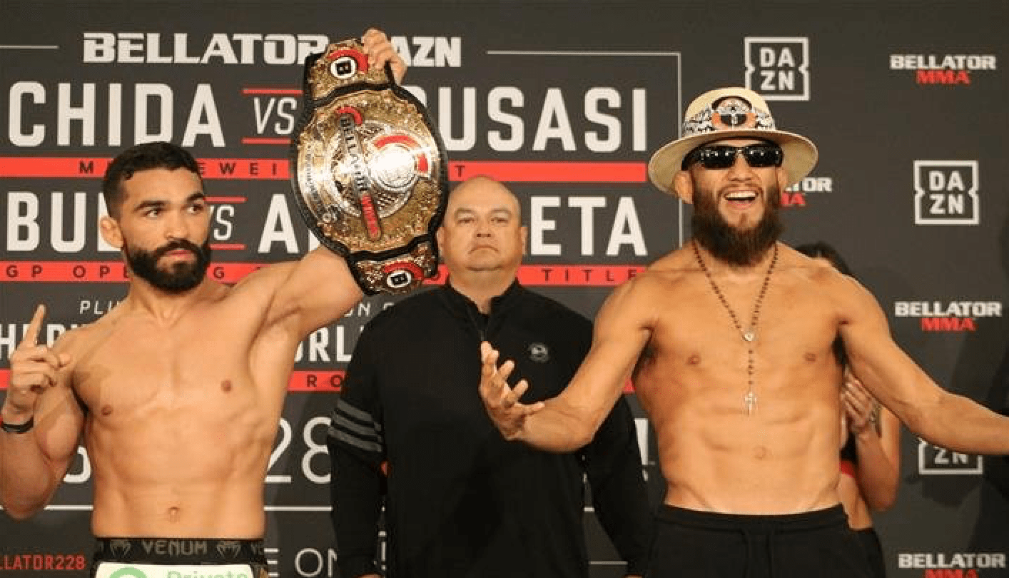 Eight Fighters Gain Over 10% Of Their Body Weight Ahead Of Bellator 228