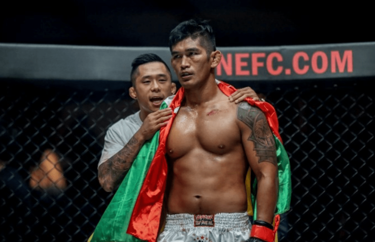 Aung La Nsang Discusses Training With Usman & Burns Ahead Of UFC 251