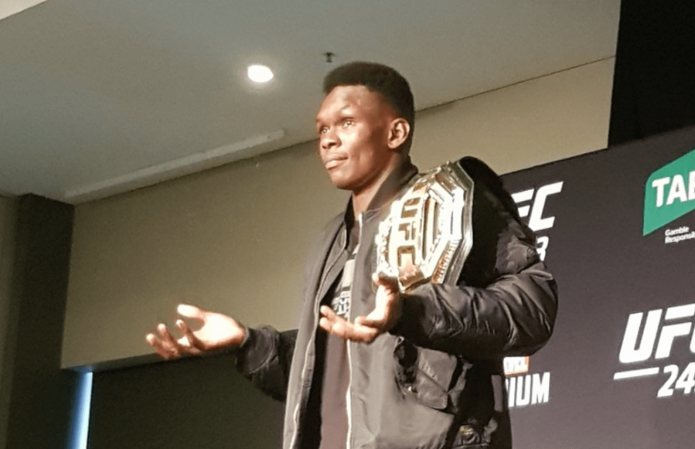UFC: Israel Adesanya Wants To Fight Paulo Costa In New Zealand
