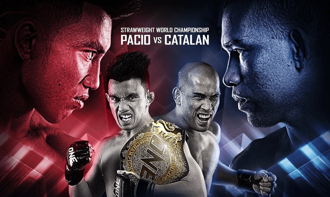 Joshua Pacio To Defend Title Against Rene Catalan