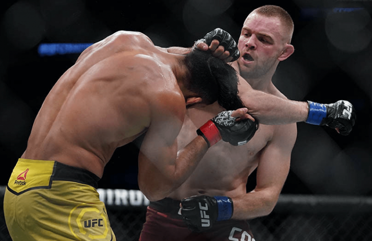 Tristan Connelly Had The Best UFC Debut Of All Time