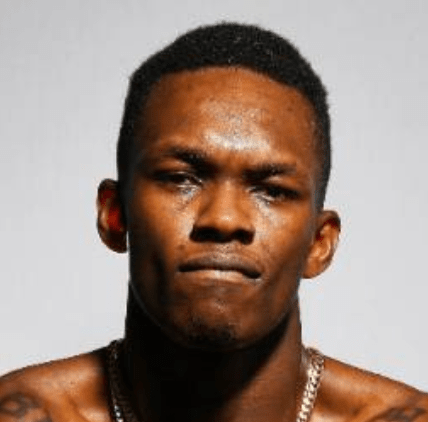 Israel Adesanya UFC Rankings