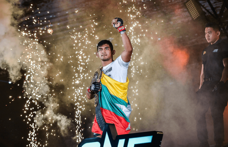 Aung La N Sang And Bibiano Fernandes Defend Titles At ONE: Century