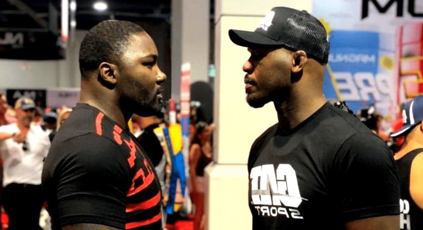 Jon Jones Responds To Anthony Johnson's Call Out