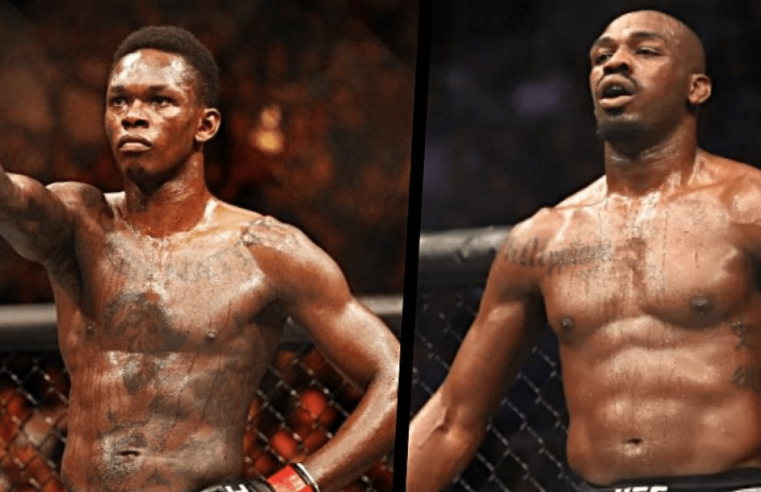 UFC: Israel Adesanya Is Coming For Jon Jones