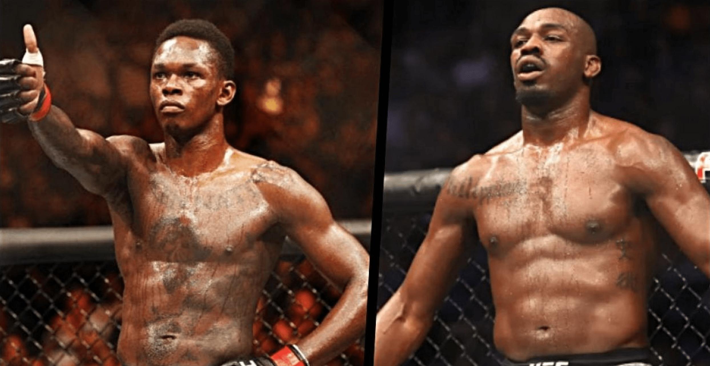 UFC: Israel Adesanya Is Coming For Jon Jones