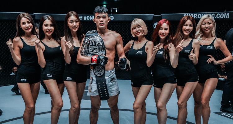 Christian Lee, ONE Championship: Century