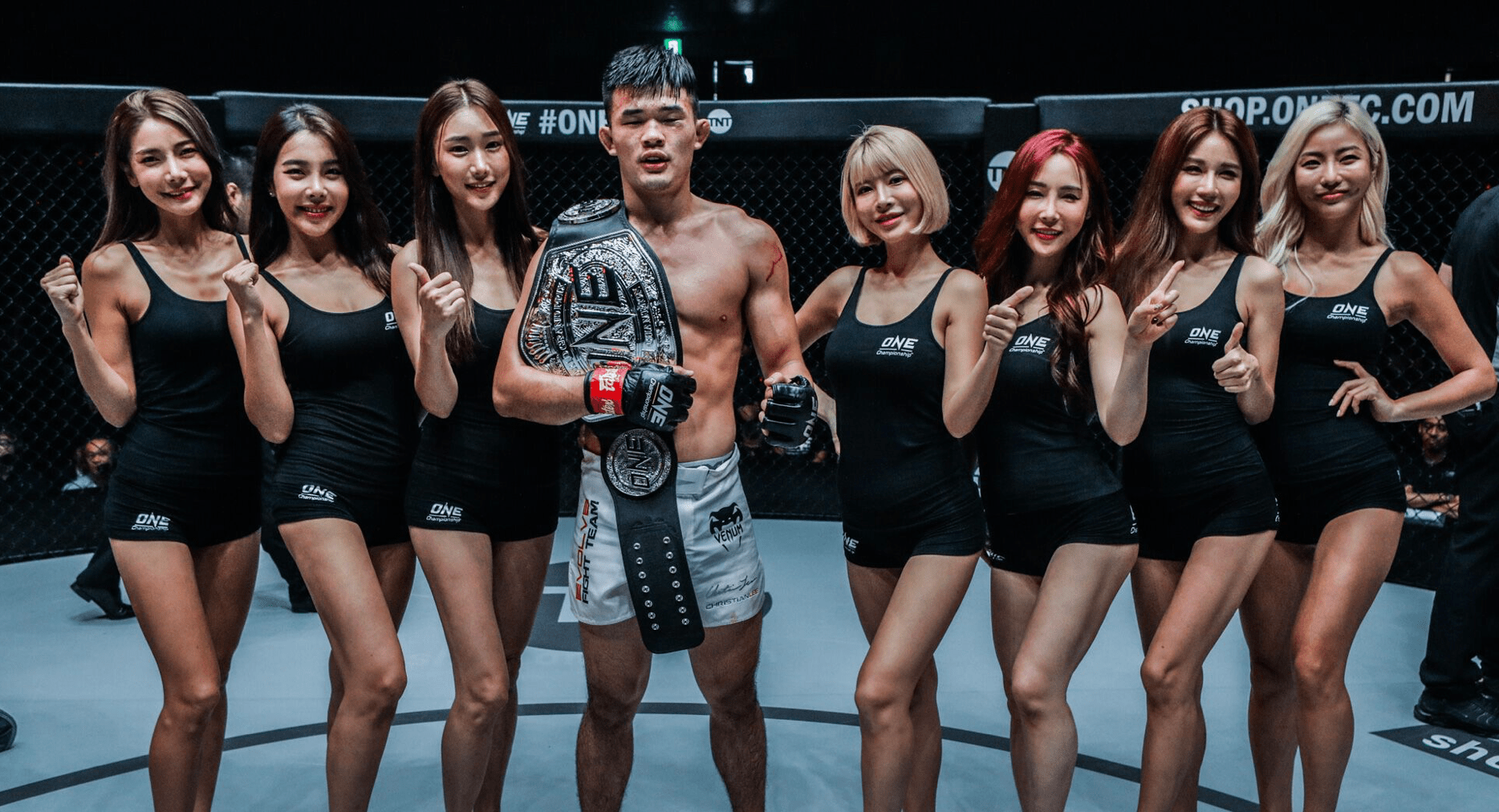 Christian Lee: I'm Still That Same Hungry Contender