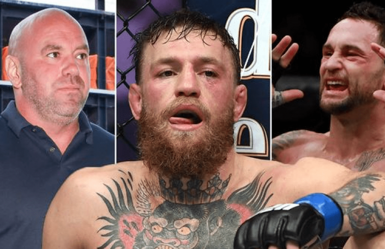 Dana White Shuts Down Conor McGregor vs Frankie Edgar
