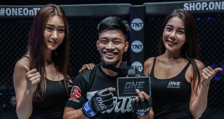 Team Lakay, Lito Adiwang, ONE Championship