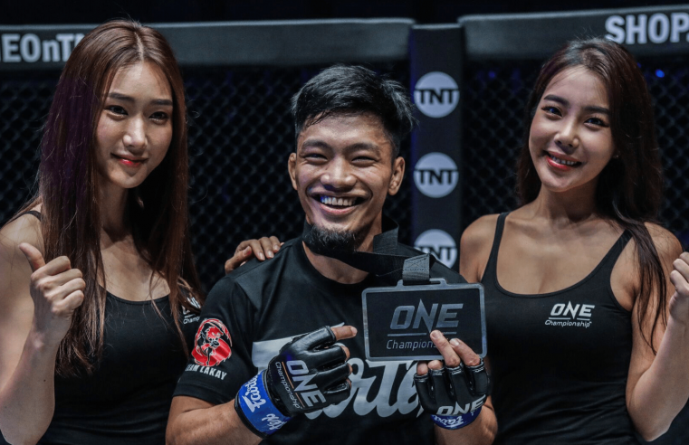 Adiwang Used Pacquiao As Motivation To Help Family Out Of Hardship