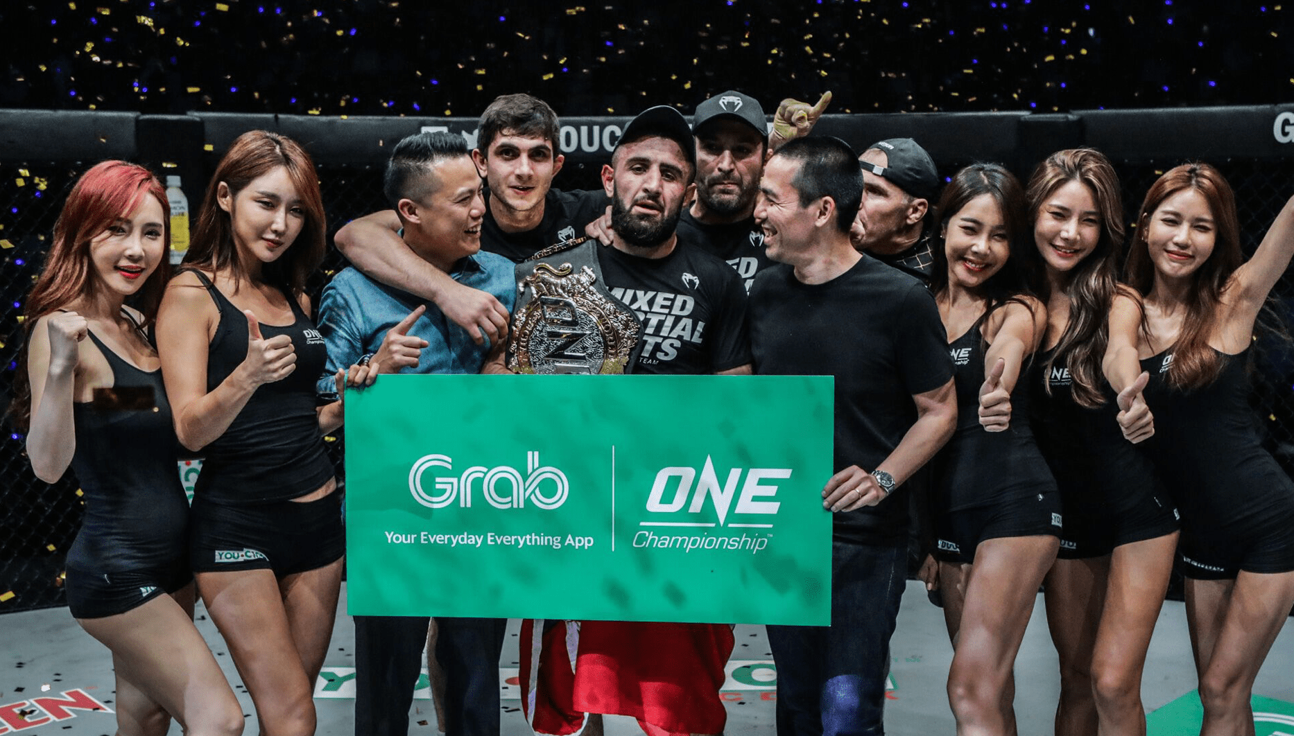 Abbasov And Eersel Leave Jakarta With The Belts At ONE: Dawn Of Valor
