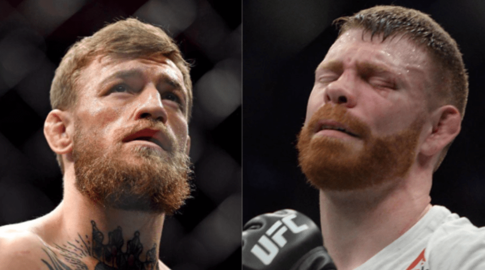 Paul Felder Calls Out Conor McGregor