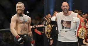 UFC, boxing, Conor McGregor, Tyson Fury
