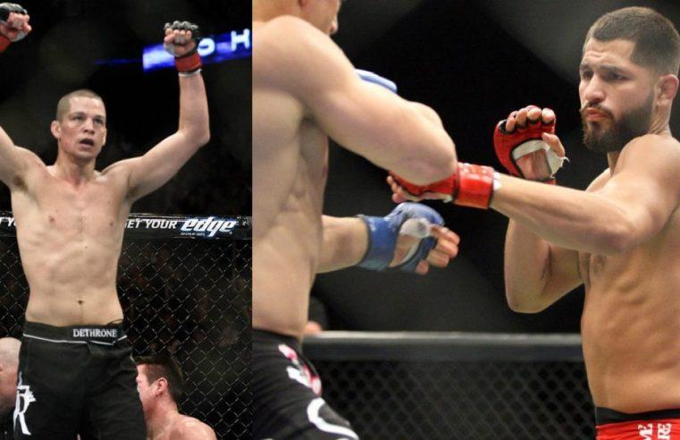Nate Diaz vs Jorge Masvidal – Fighting For Vindication